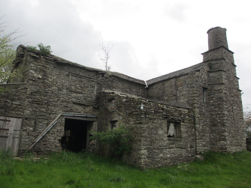 High Hall Farmhouse including cartshed, Dent, South Lakeland - Yorkshire Dales (NP)