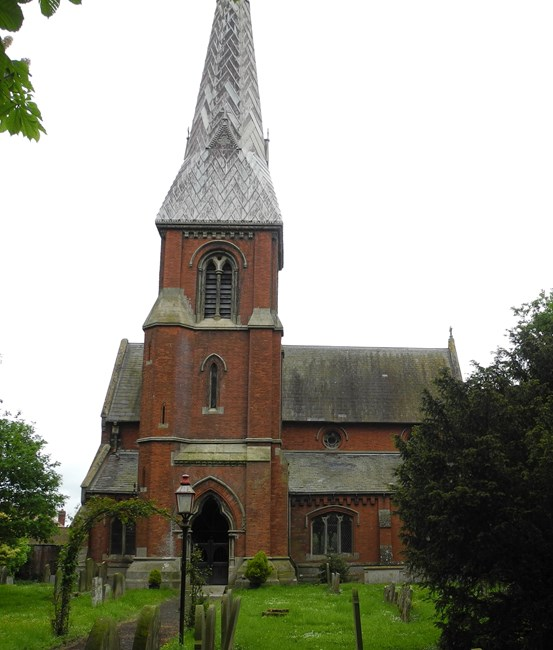 Church of All Saints, Old Main Road, Fosdyke - Boston