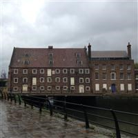 Tide Mill (known as the House Mill), Three Mill Lane E3 - London Legacy (MDC)