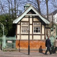 Public toilets, Bruce Grove, Tottenham N17 - Haringey