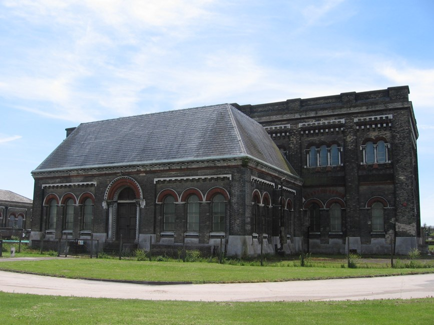 Crossness Pumping Station, Belvedere Road SE28 - Bexley