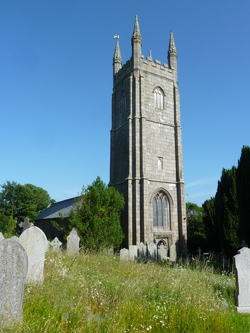 Church of St Torney, North Hill - Cornwall (UA)