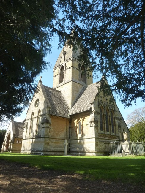 Church of St Peter, Daylesford, Adlestrop - Cotswold