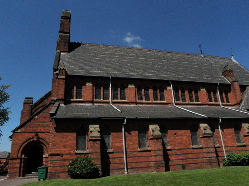 Holy Trinity Church, Dean Street, Ashton-under-Lyne - Tameside