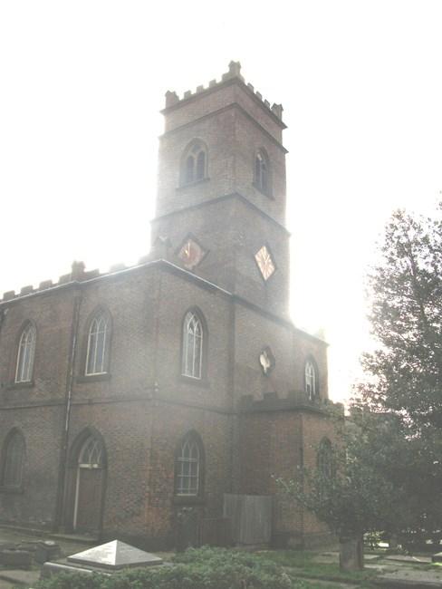 All Saints Church, Irvine Street, Liverpool - Liverpool