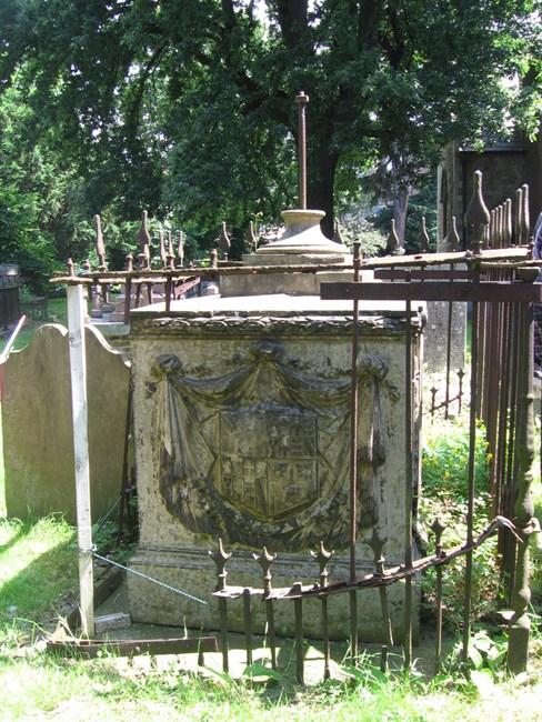 Monument to Joseph Hay, St Leonards churchyard, Streatham High Road, Streatham SW16 - Lambeth