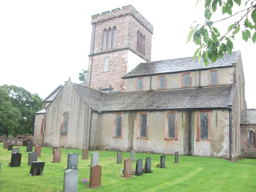 Church of St Michael, Lowther Park, Askham, Lowther, Eden - Lake District (NP)