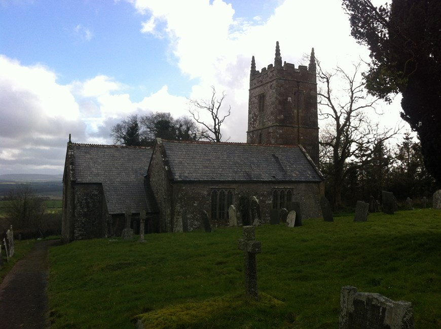 Church of Holy Cross, Highampton - West Devon
