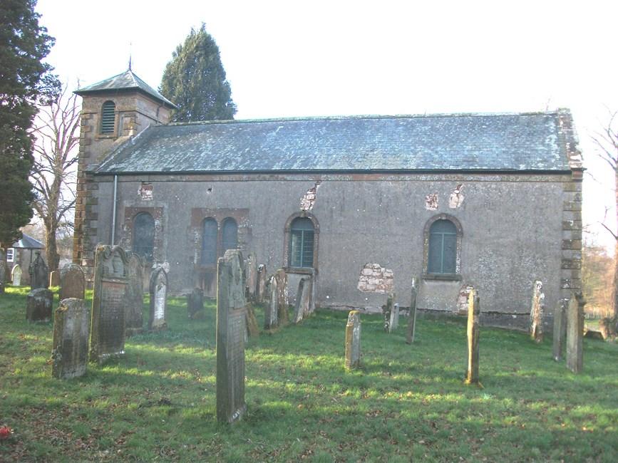 Church of St Peter, off Rectory Road, Castle Carrock - Carlisle