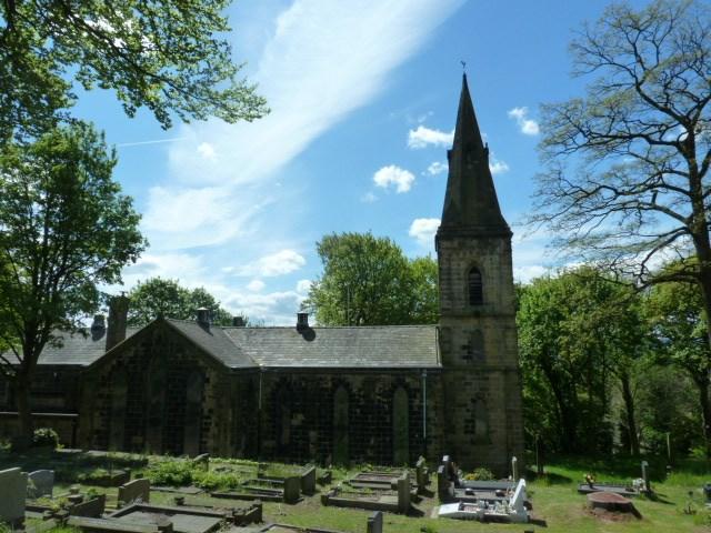 Christ Church, Woodhouse Hill, Huddersfield - Kirklees