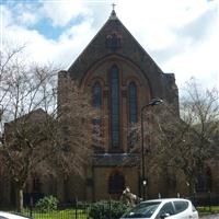 Church of St Margaret of Antioch and attached railings, Woodhouse Road, Leyton E11 - Waltham Forest