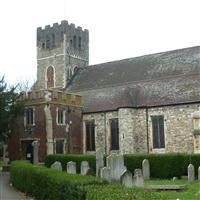 Parish Church of All Hallows, Church Lane, Tottenham N17 - Haringey