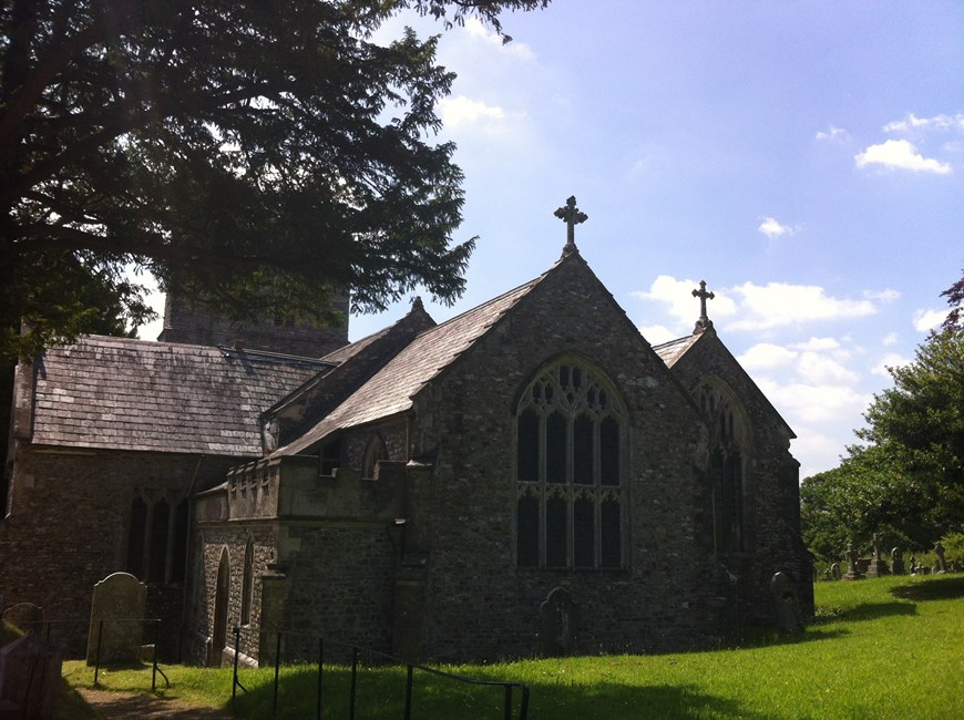 Church of St Michael and All Angels, Awliscombe - East Devon