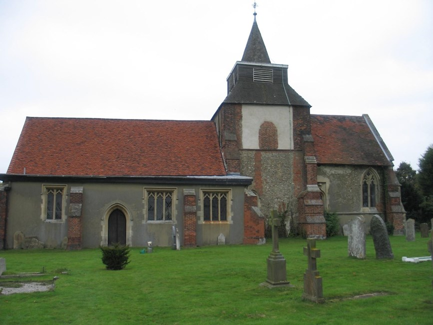Church of St Nicholas, Willingale Road, Fyfield - Epping Forest