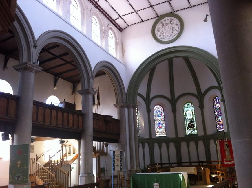 Church of St Paul, High Street, Honiton - East Devon