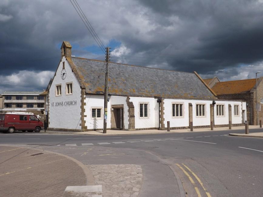 Church of St John, The Harbour, West Bay, Bridport - West Dorset