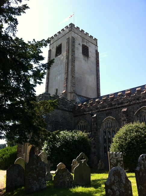 Church of St Mary, Berry Pomeroy - South Hams
