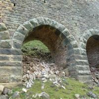 Rosedale East Mines: South 'Stone' kilns and North 'Iron' kilns, Rosedale East Side, Ryedale - North York Moors (NP)
