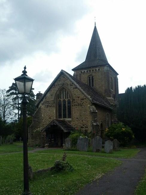 Church of St Peter and St Paul, The Street, Ewhurst - Waverley
