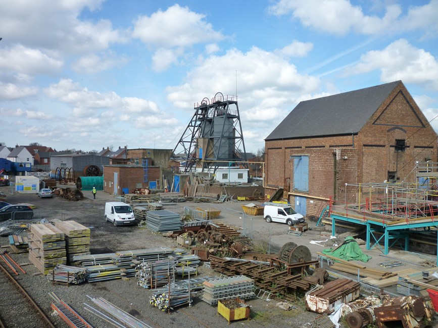 Snibston Colliery, Ashby Road - North West Leicestershire