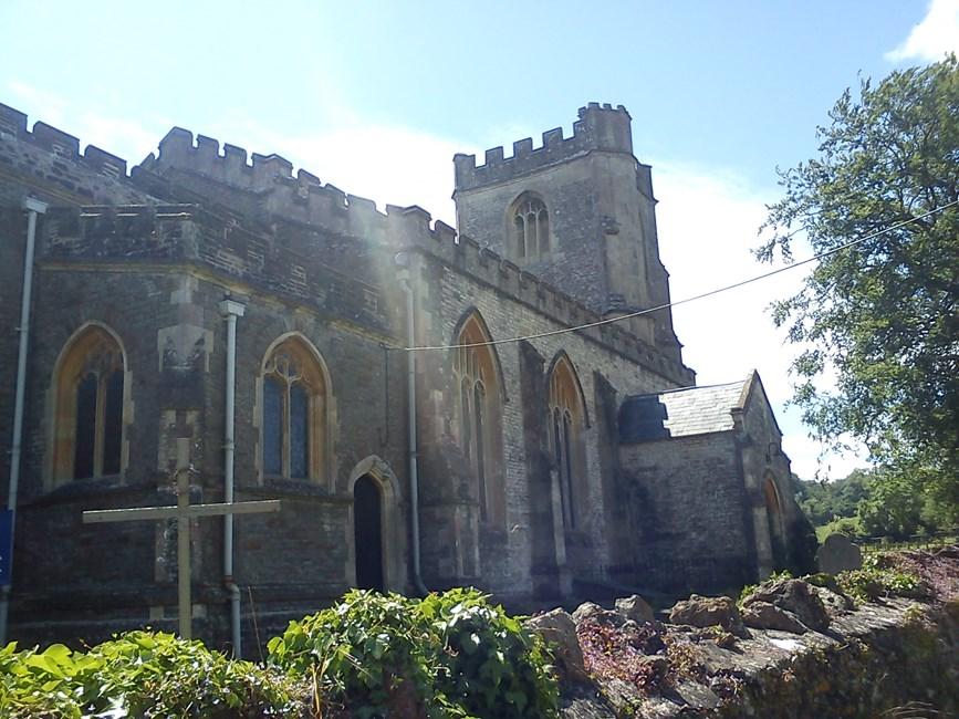 Church of St John the Baptist, Church Lane, Chilcompton - Mendip