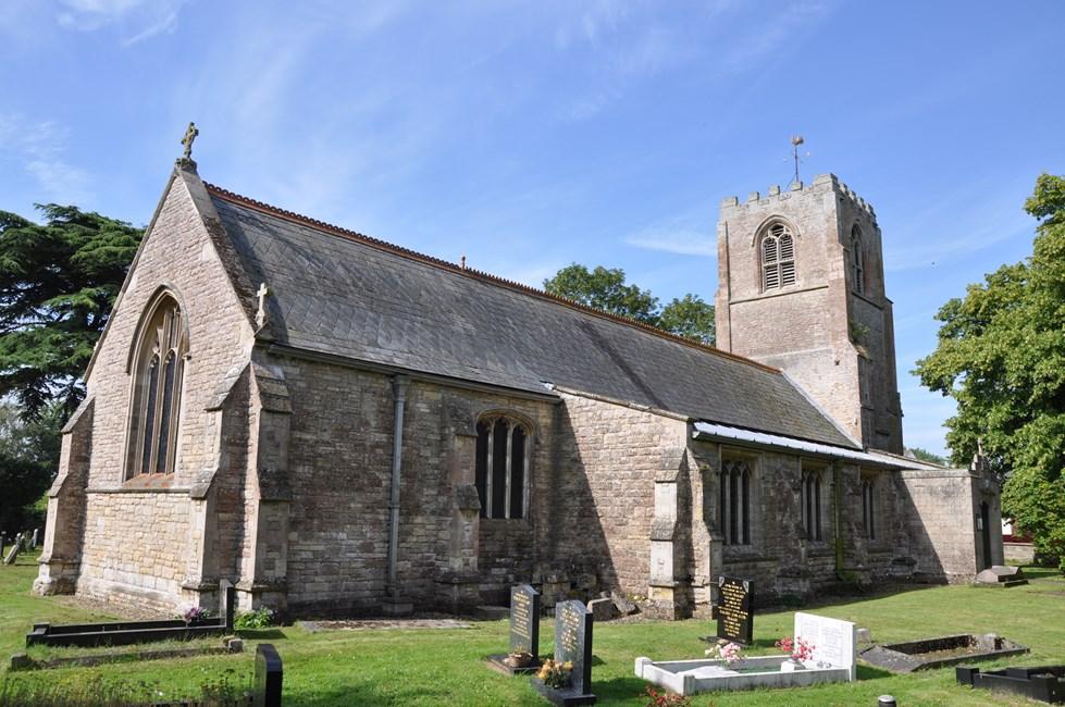 Church of Holy Trinity, Hillgate, Gedney Hill - South Holland