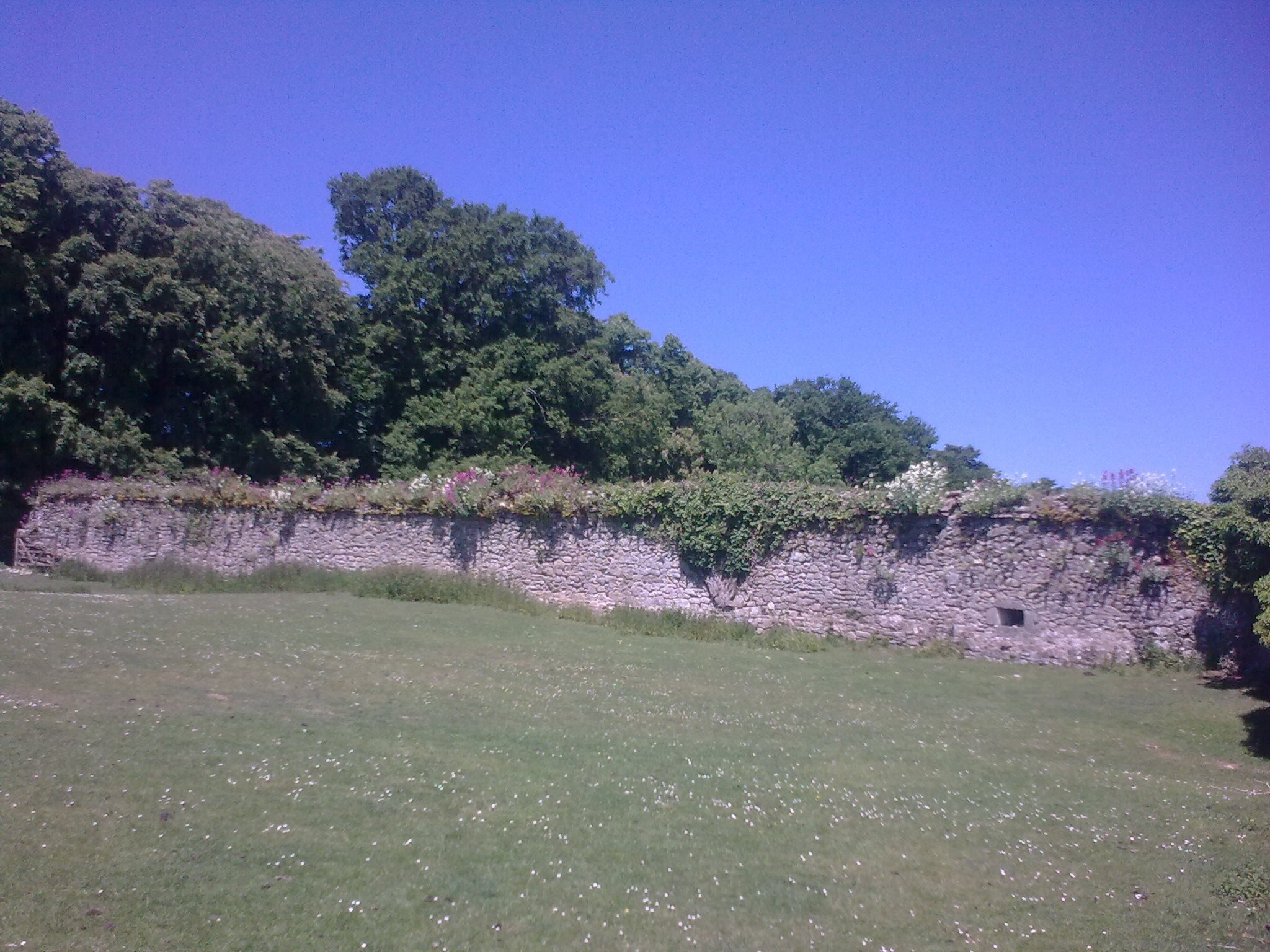 Remains of Old Quarr Abbey, Fishbourne Park Road, Binstead, Fishbourne / Ryde