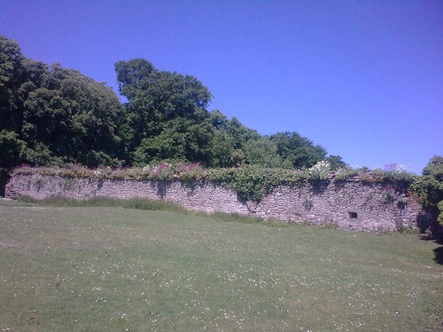 Remains of Old Quarr Abbey, Fishbourne Park Road, Binstead, Fishbourne / Ryde - Isle of Wight (UA)