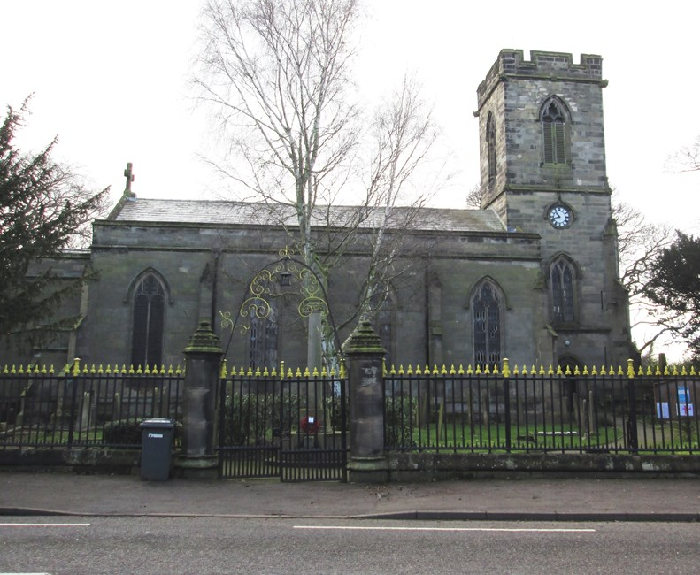 Church of St James, London Road, Shardlow and Great Wilne - South Derbyshire