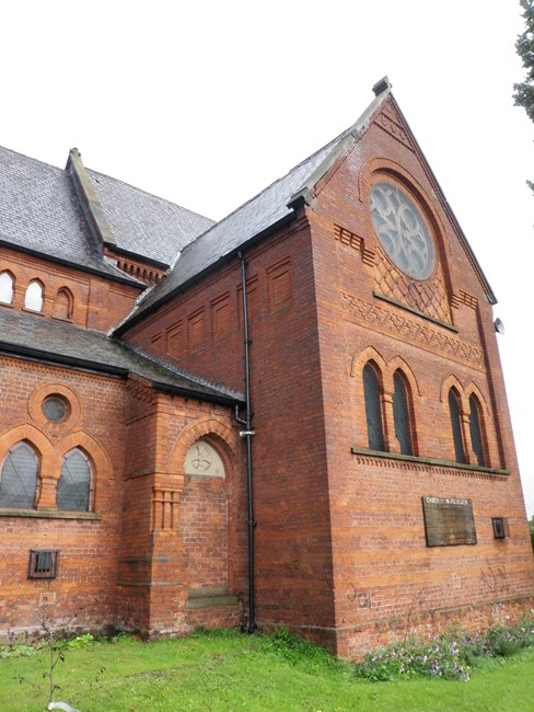 Church of the Ascension, Ascension Road, Salford - Salford