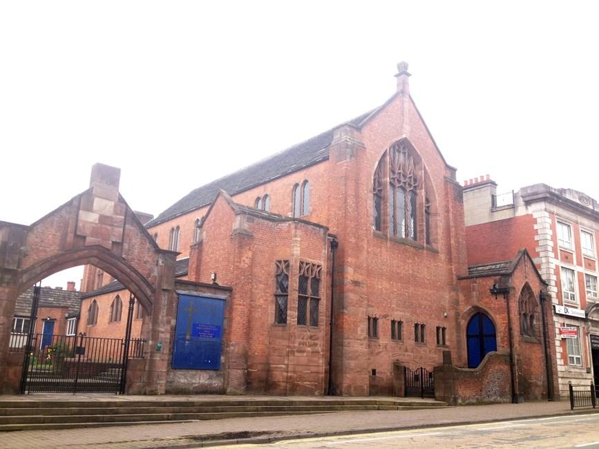 Long Street Methodist Church, Long Street - Rochdale