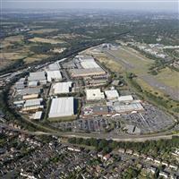 Brooklands Motor Racing Circuit, Byfleet - Elmbridge