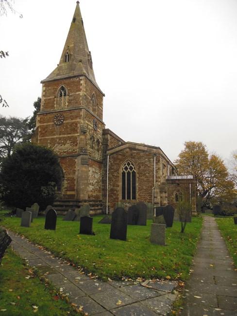 Church of All Saints, Church Lane, Clipston - Daventry