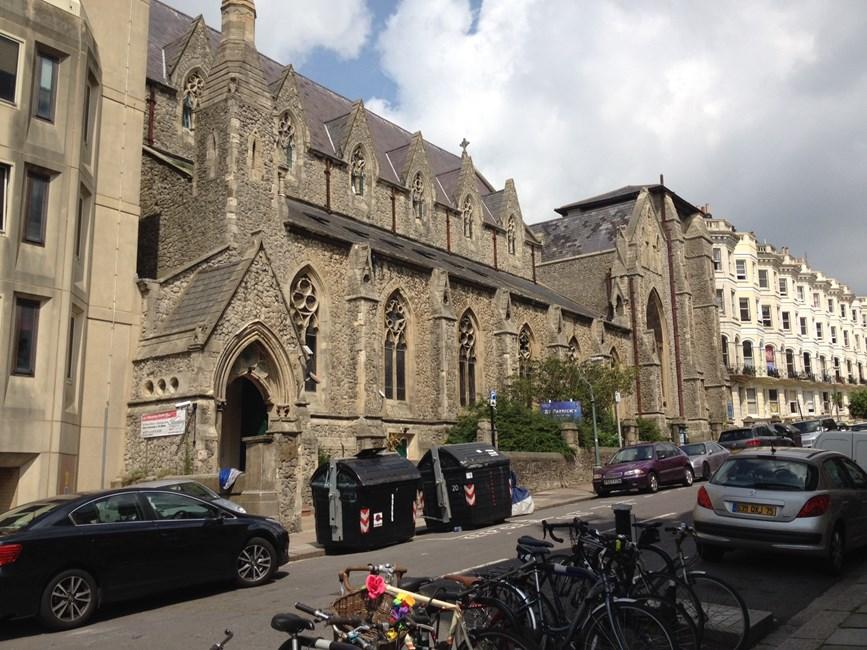 Church of St Patrick, Cambridge Road, Hove - Brighton and Hove, City of (UA)
