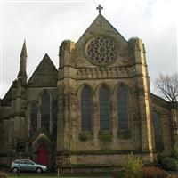 Church of St George, Westbourne Crescent, Edgbaston, Birmingham