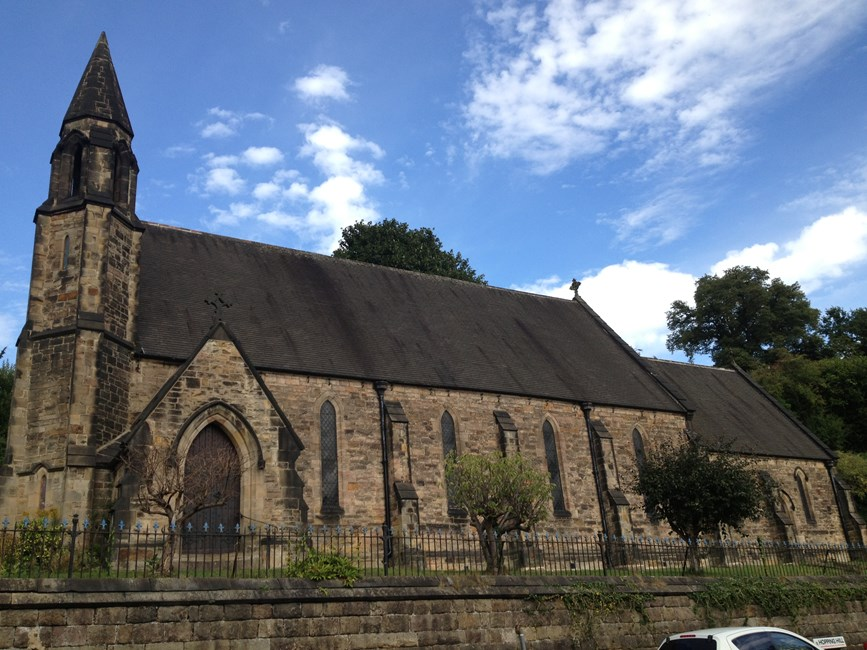 Church of the Holy Trinity, Derby Road, Milford, Belper - Amber Valley