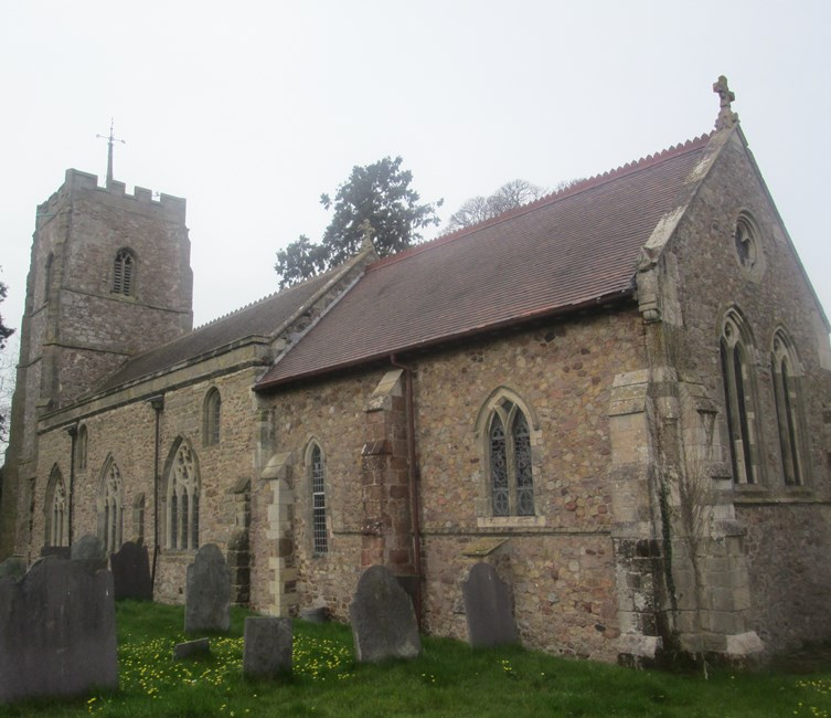 Church of St Mary, Gilmorton Road, Ashby Magna - Harborough