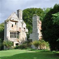 Old Hall ruins, Exton Park, Exton - Rutland (UA)