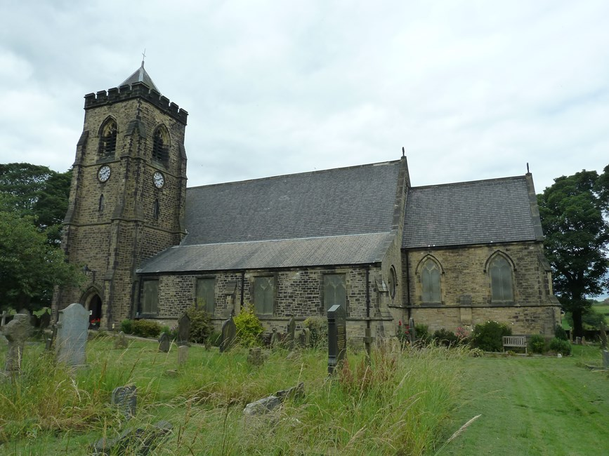 Church of Emmanuel, Huddersfield Road, Kirkburton - Kirklees