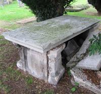 Tomb of Captain Limeburner, Lee Terrace, St Margaret's Old Churchyard SE13 - Lewisham