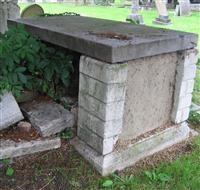 Tomb of Thomas Butler, Lee Terrace, St Margaret's Old Churchyard SE13 - Lewisham
