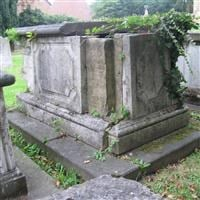 Tomb of Rev. Thomas Negus, Lee Terrace, St Margaret's Old Churchyard SE13 - Lewisham