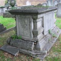 Tomb of John Hosier, Lee Terrace, St Margaret's Old Churchyard SE13 - Lewisham