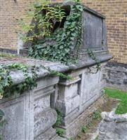 Tomb of Tredway, Lee Terrace, St Margaret's Old Churchyard SE13 - Lewisham