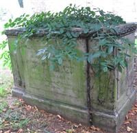 Tomb of William Chivers, Lee Terrace, St Margaret's Old Churchyard SE13 - Lewisham
