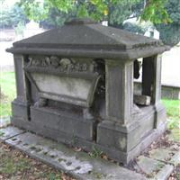 Tomb of Jeremiah Crutchley, Lee Terrace, St Margaret's Old Churchyard SE13 - Lewisham