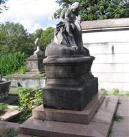 Tomb of John and Virginia Schilizzi, Norwood Road, West Norwood Memorial Park SE27 - Lambeth