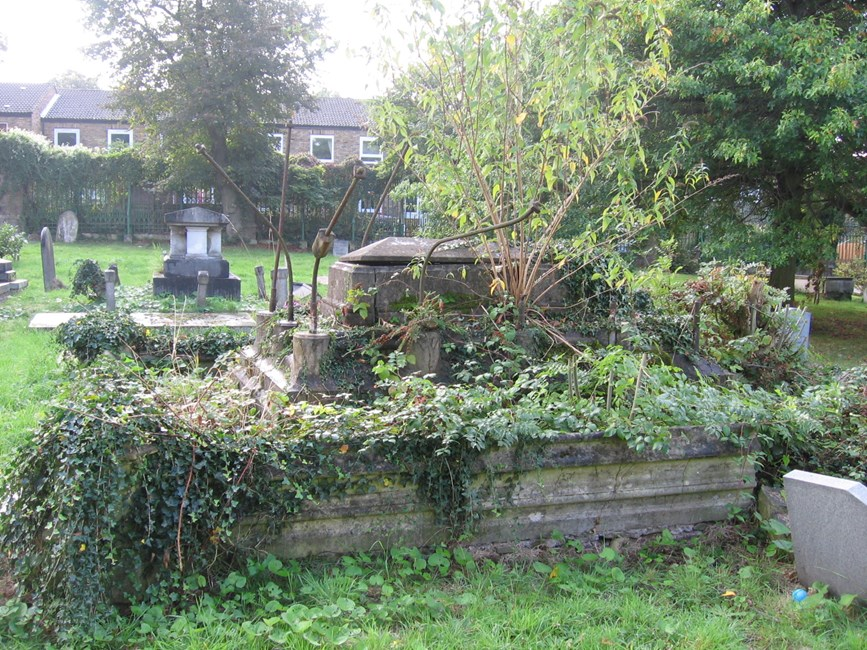 Tomb of Mrs Alice Moffatt, Norwood Road, West Norwood Memorial Park SE27 - Lambeth