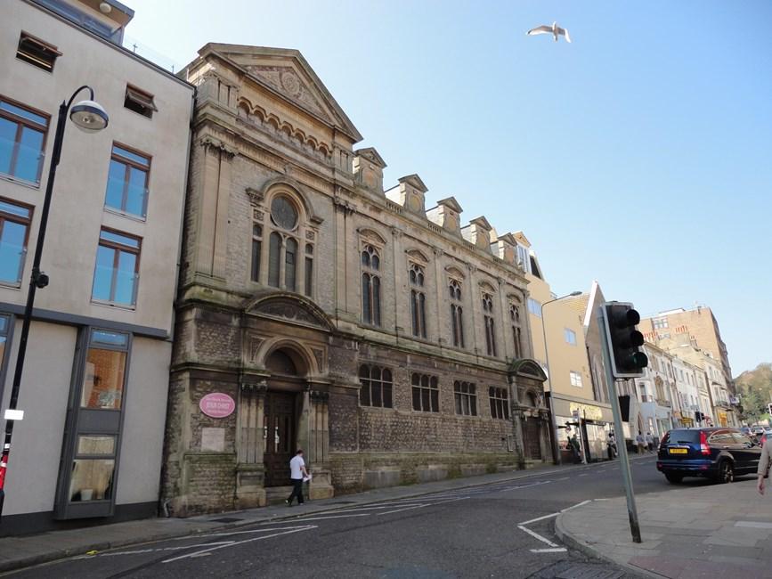 Former United Reformed Church, Cambridge Road, Hastings - Hastings