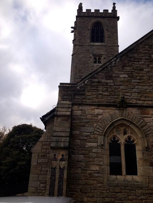 Church of St Bartholomew, Whitworth Rake, Whitworth - Rossendale